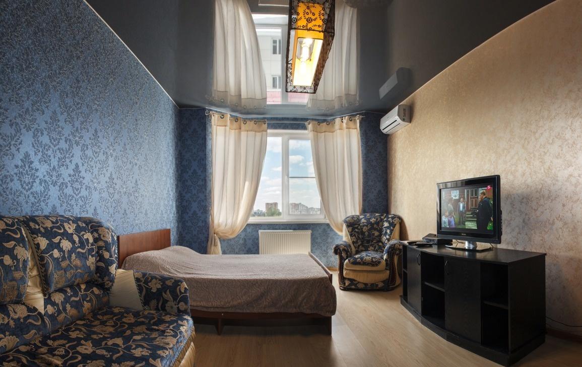Краснодар — 1-комн. квартира, 42 м² – Кубанская, 47 (42 м²) — Фото 1