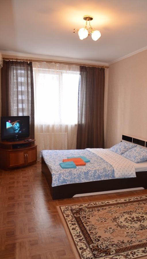 Краснодар — 1-комн. квартира, 42 м² – Им Клары Лучко б-р, 10 (42 м²) — Фото 1