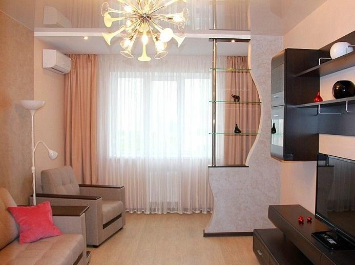 Краснодар — 3-комн. квартира, 76 м² – Иподромная, 53 (76 м²) — Фото 1