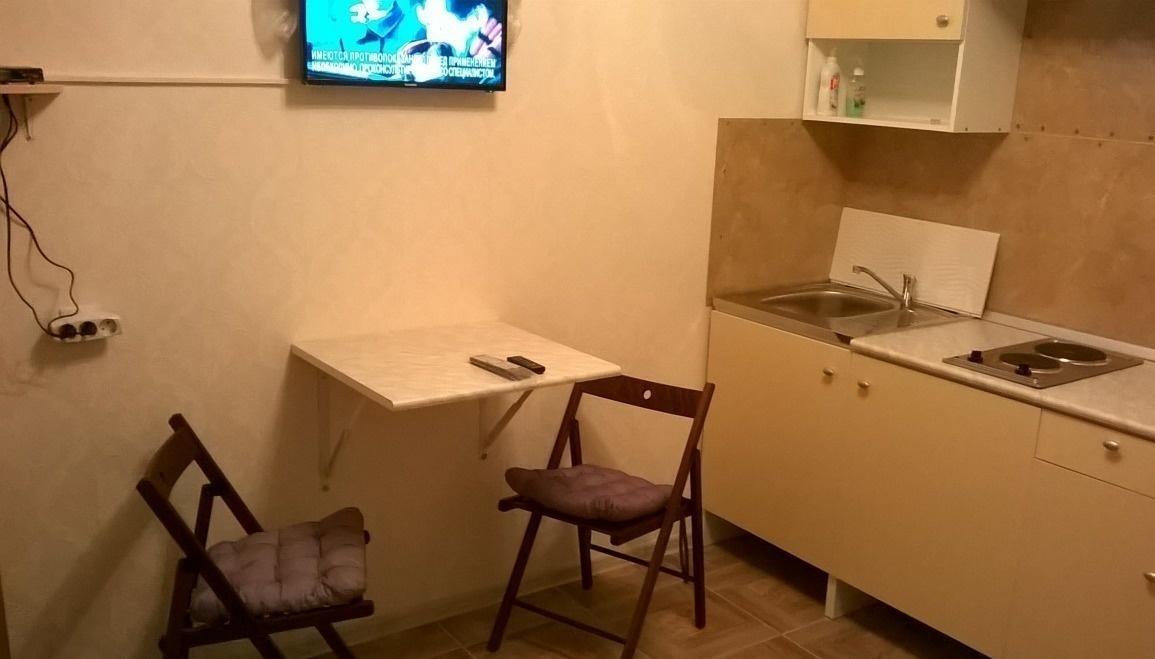 Краснодар — 1-комн. квартира, 17 м² – Красных Партизан  1/3  корпус, 1 (17 м²) — Фото 1