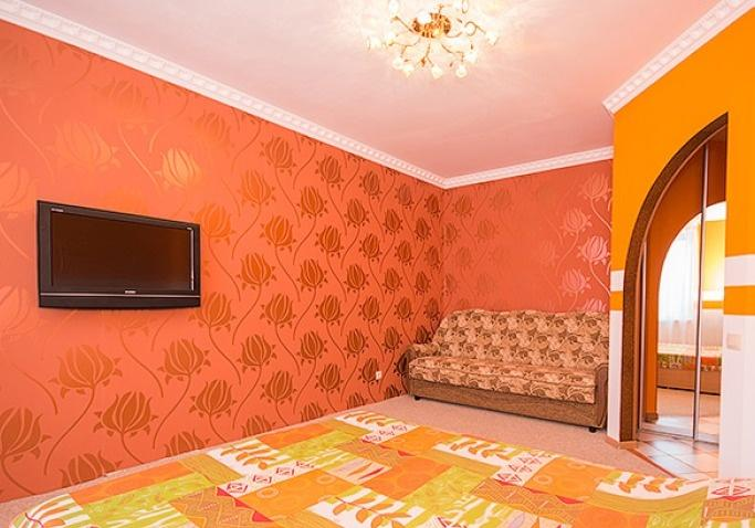 Краснодар — 1-комн. квартира, 51 м² – Проспект чекистов, 37 (51 м²) — Фото 1