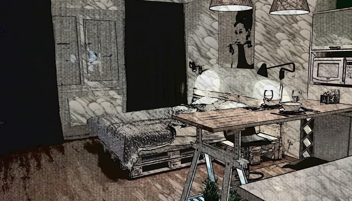 Ижевск — 1-комн. квартира, 29 м² – Переулок Северный, 50 (29 м²) — Фото 1
