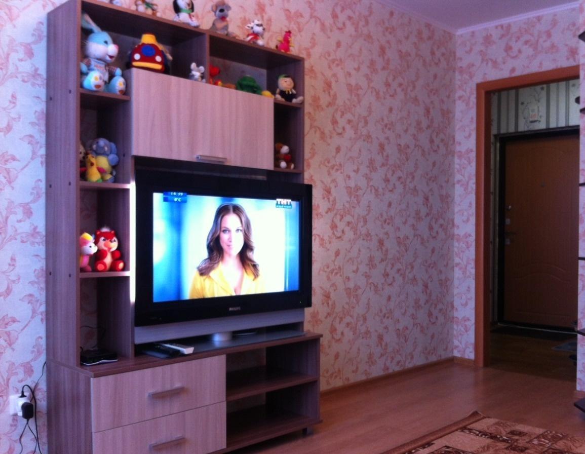 Ижевск — 1-комн. квартира, 32 м² – Цветочная, 1 (32 м²) — Фото 1