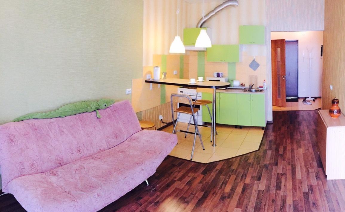 Казань — 1-комн. квартира, 50 м² – Сибгата Хакима, 60 (50 м²) — Фото 1