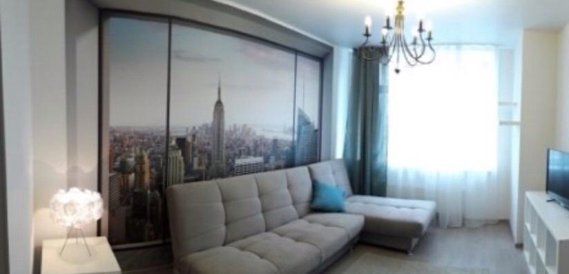 Казань — 1-комн. квартира, 42 м² – Амирхана, 13 (42 м²) — Фото 1