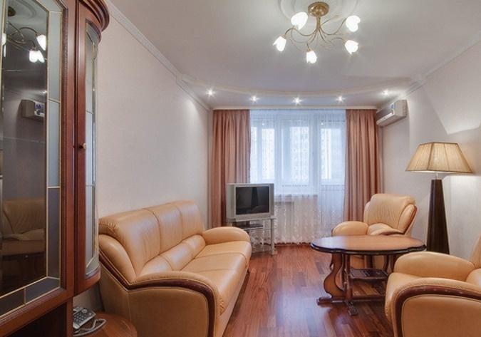 Казань — 2-комн. квартира, 74 м² – Адоратского, 4а (74 м²) — Фото 1
