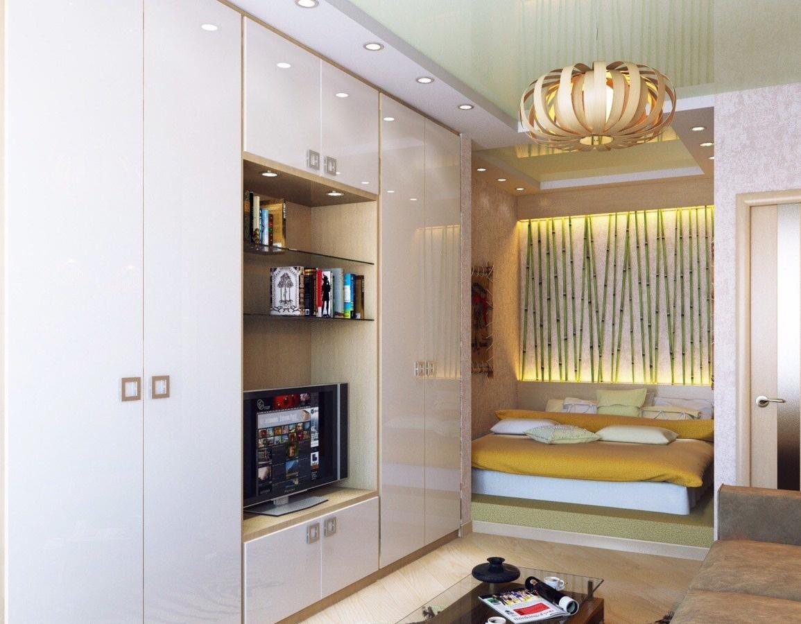 Казань — 1-комн. квартира, 36 м² – Фатыха Амирхана (36 м²) — Фото 1
