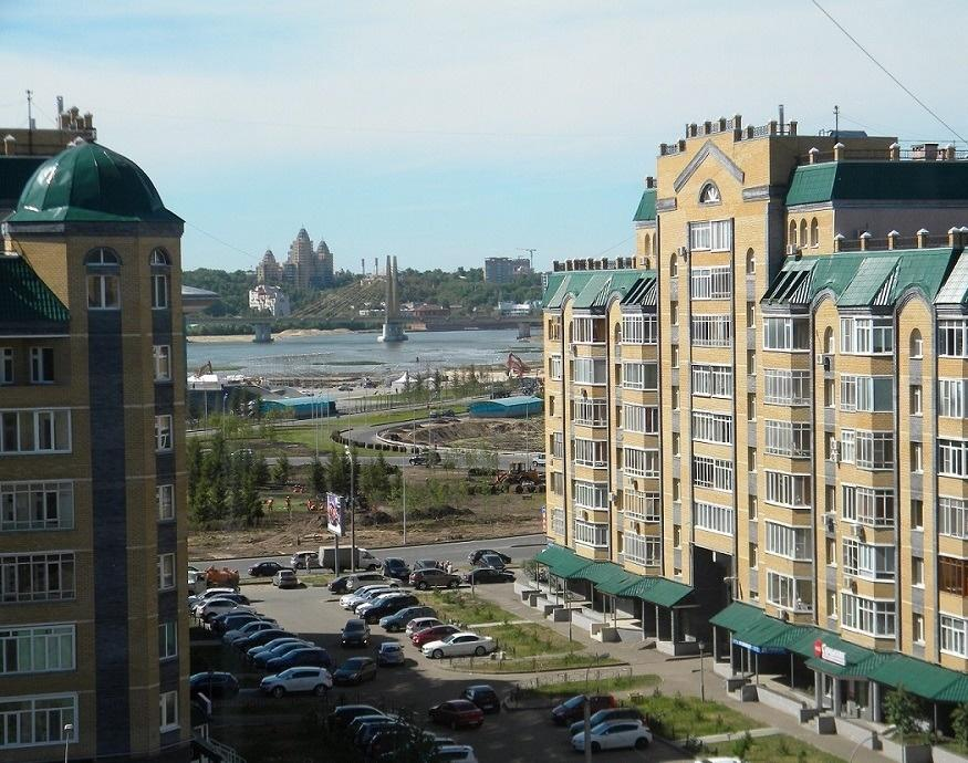 Казань — 1-комн. квартира, 54 м² – Четаева, 4 (54 м²) — Фото 1