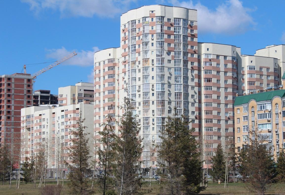 Казань — 1-комн. квартира, 45 м² – Адоратского, 1а (45 м²) — Фото 1