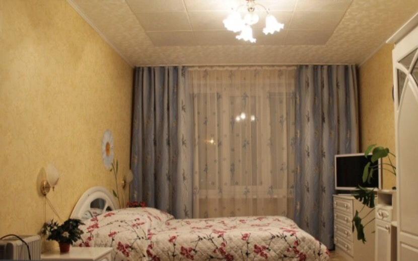 Казань — 1-комн. квартира, 39 м² – Ямашева пр-кт, 35б (39 м²) — Фото 1