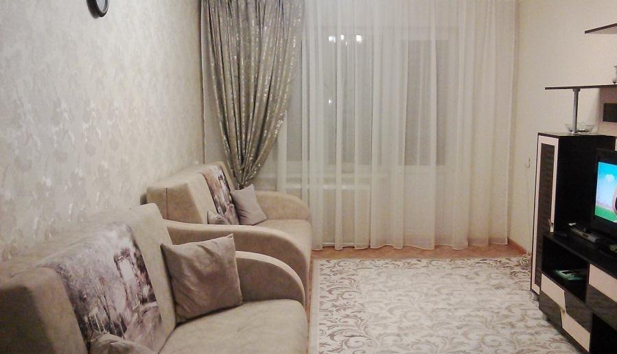 Казань — 2-комн. квартира, 60 м² – Меридианная, 24 (60 м²) — Фото 1