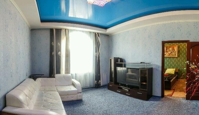 Казань — 3-комн. квартира, 100 м² – Назарбаева, 9/2 (100 м²) — Фото 1