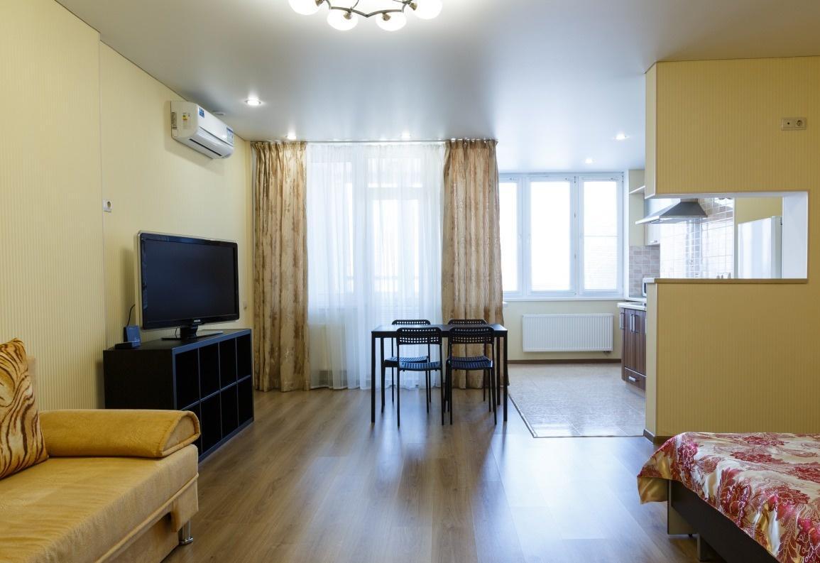 Казань — 1-комн. квартира, 55 м² – Щербаковский перулок, 7 (55 м²) — Фото 1