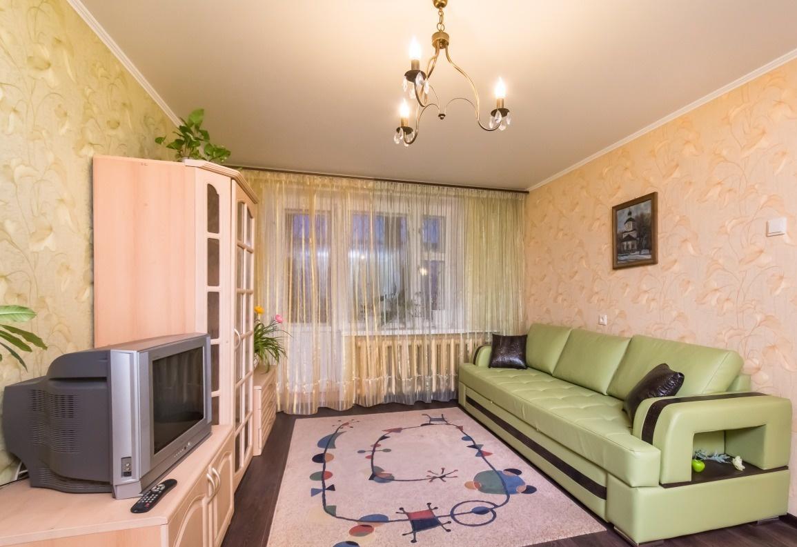Казань — 1-комн. квартира, 40 м² – Академика Лаврентьева 14 (40 м²) — Фото 1