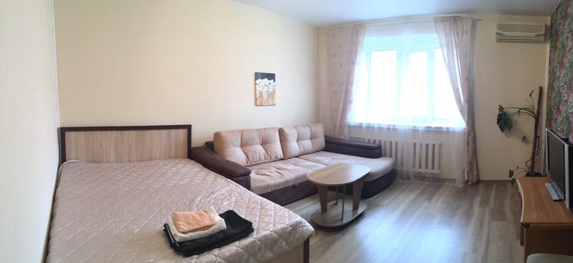 Казань — 1-комн. квартира, 45 м² – Фатыха Карима, 9 (45 м²) — Фото 1