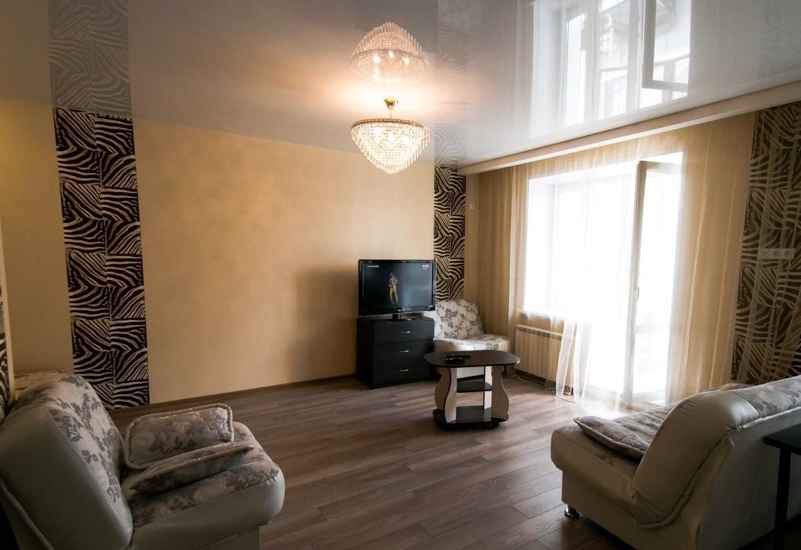Омск — 1-комн. квартира, 49 м² – Перелета, 27 (49 м²) — Фото 1