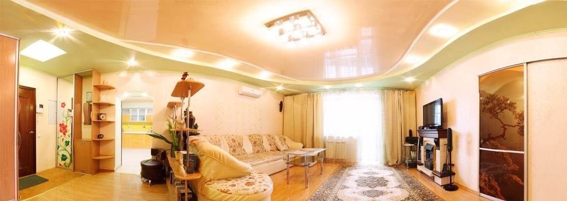 Омск — 2-комн. квартира, 80 м² – Комарова пр-кт, 22 (80 м²) — Фото 1