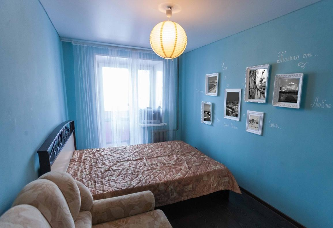 Тюмень — 3-комн. квартира, 80 м² – 50 лет Октября, 70 (80 м²) — Фото 1
