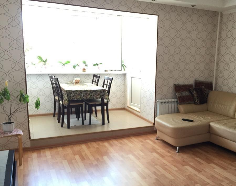Пермь — 1-комн. квартира, 38 м² – Пушкина, 113 (38 м²) — Фото 1