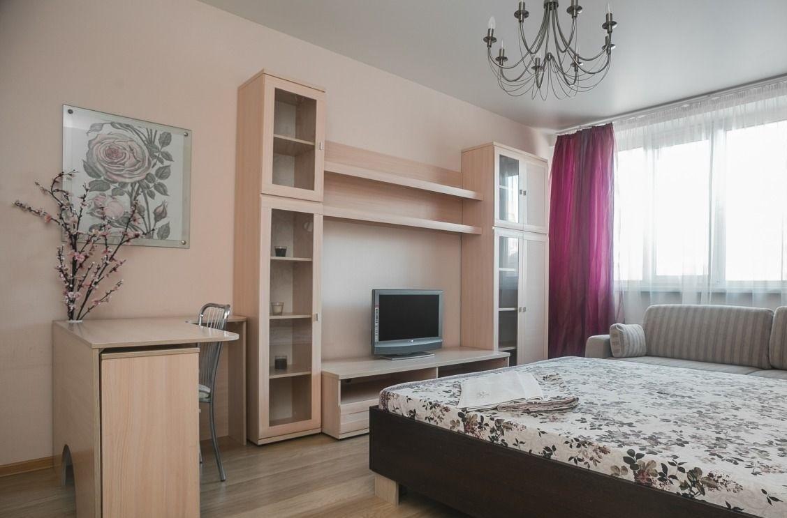 Пермь — 1-комн. квартира, 43 м² – Революции, 7 (43 м²) — Фото 1