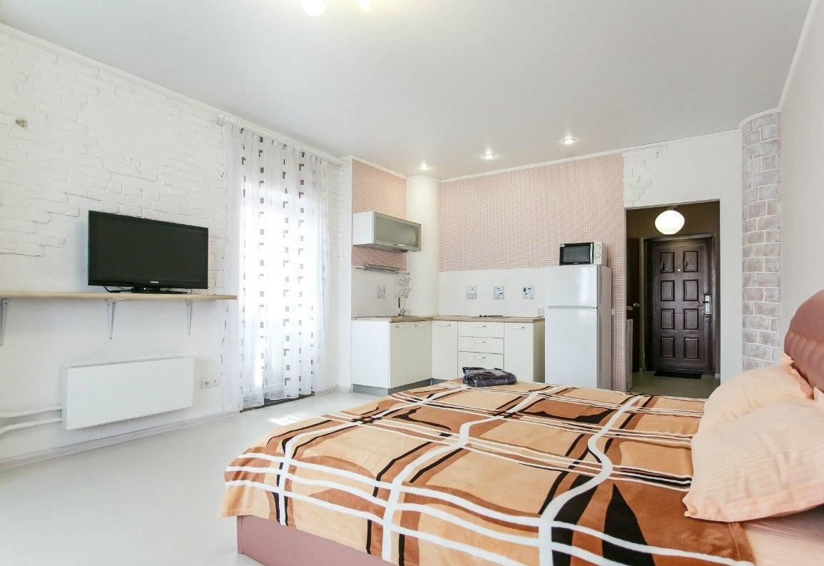 Кемерово — 1-комн. квартира, 42 м² – Улица Сибиряков-Гвардейцев, 28 (42 м²) — Фото 1