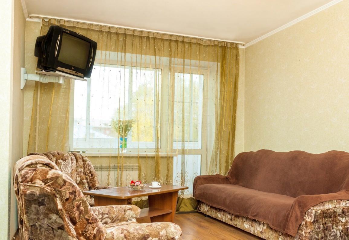 Кемерово — 1-комн. квартира, 35 м² – 50 лет Октября, 27 (35 м²) — Фото 1
