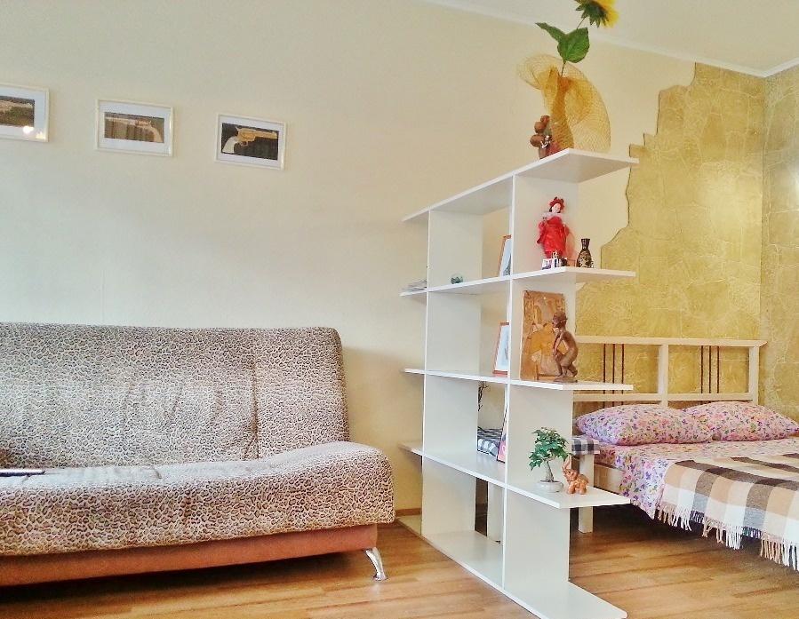 Кемерово — 1-комн. квартира, 36 м² – Ленина, 58 (36 м²) — Фото 1