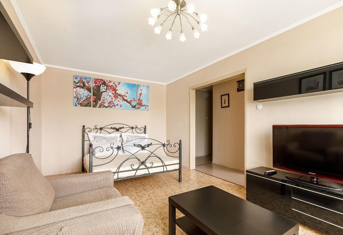 Кемерово — 1-комн. квартира, 40 м² – Пр.Ленина, 52 (40 м²) — Фото 1