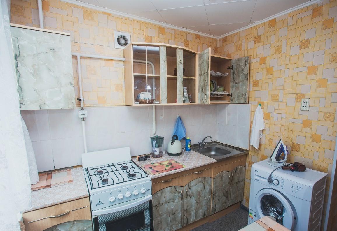 Курган — 1-комн. квартира, 35 м² – Перова 4  Илизарова (35 м²) — Фото 1