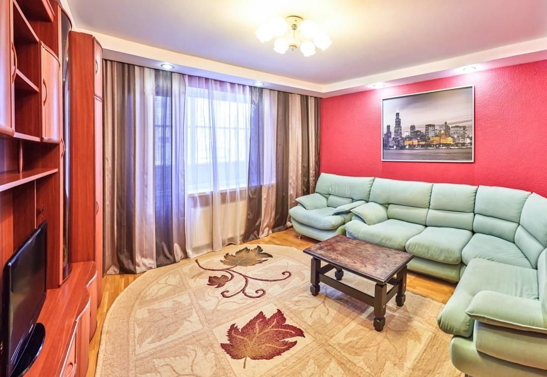 Курган — 3-комн. квартира, 89 м² – Карельцева, 115 (89 м²) — Фото 1