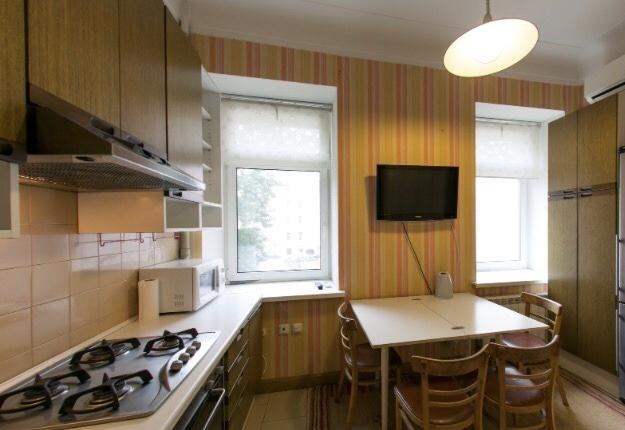 Хабаровск — 3-комн. квартира, 52 м² – Владивостокская, 44 (52 м²) — Фото 1