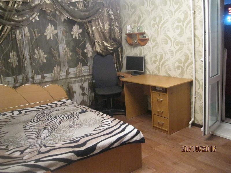 Хабаровск — 1-комн. квартира, 39 м² – Владивостокская, 35 (39 м²) — Фото 1