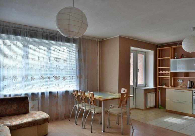 Екатеринбург — 2-комн. квартира, 74 м² – Уральская, 1 (74 м²) — Фото 1
