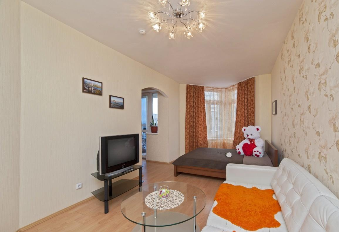 Екатеринбург — 1-комн. квартира, 44 м² – Кузнечная, 83 (44 м²) — Фото 1