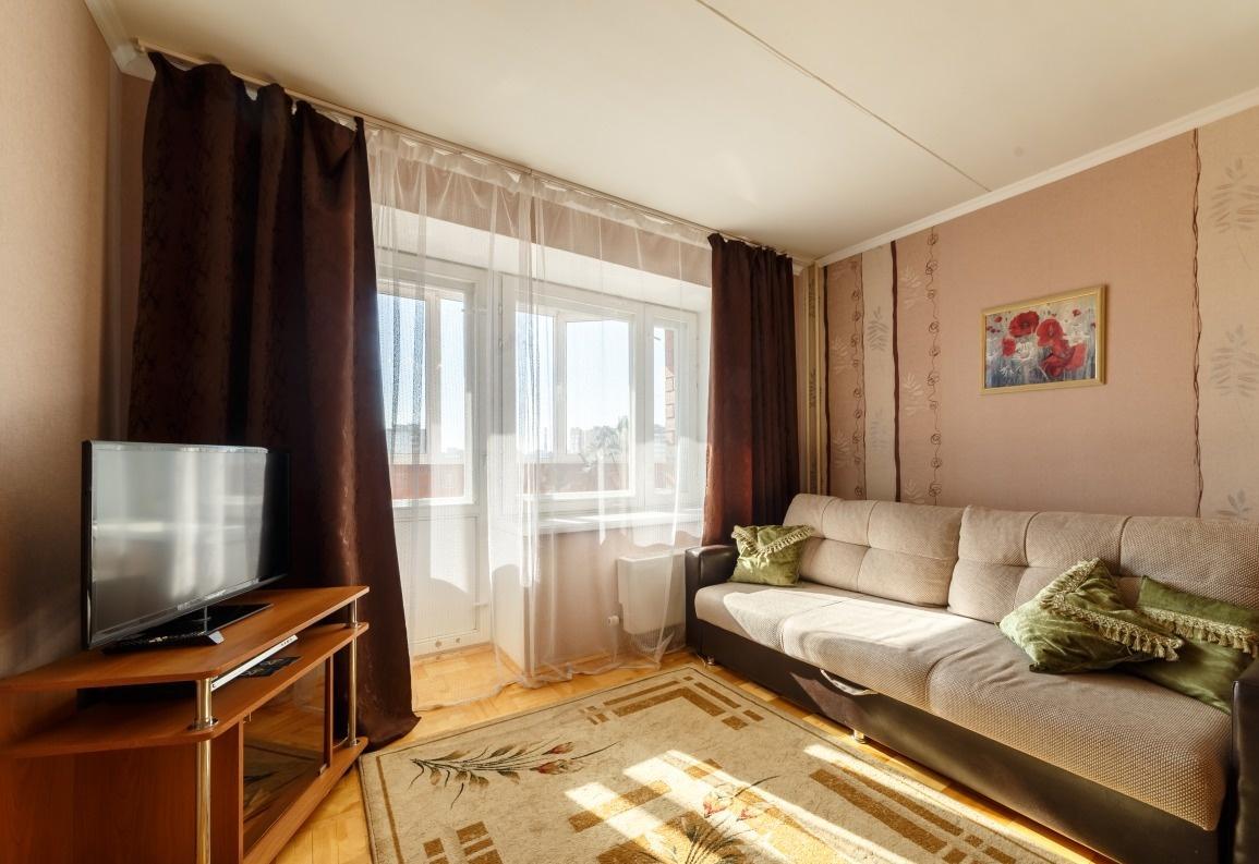 Екатеринбург — 1-комн. квартира, 50 м² – Академика Шварца, 14 (50 м²) — Фото 1