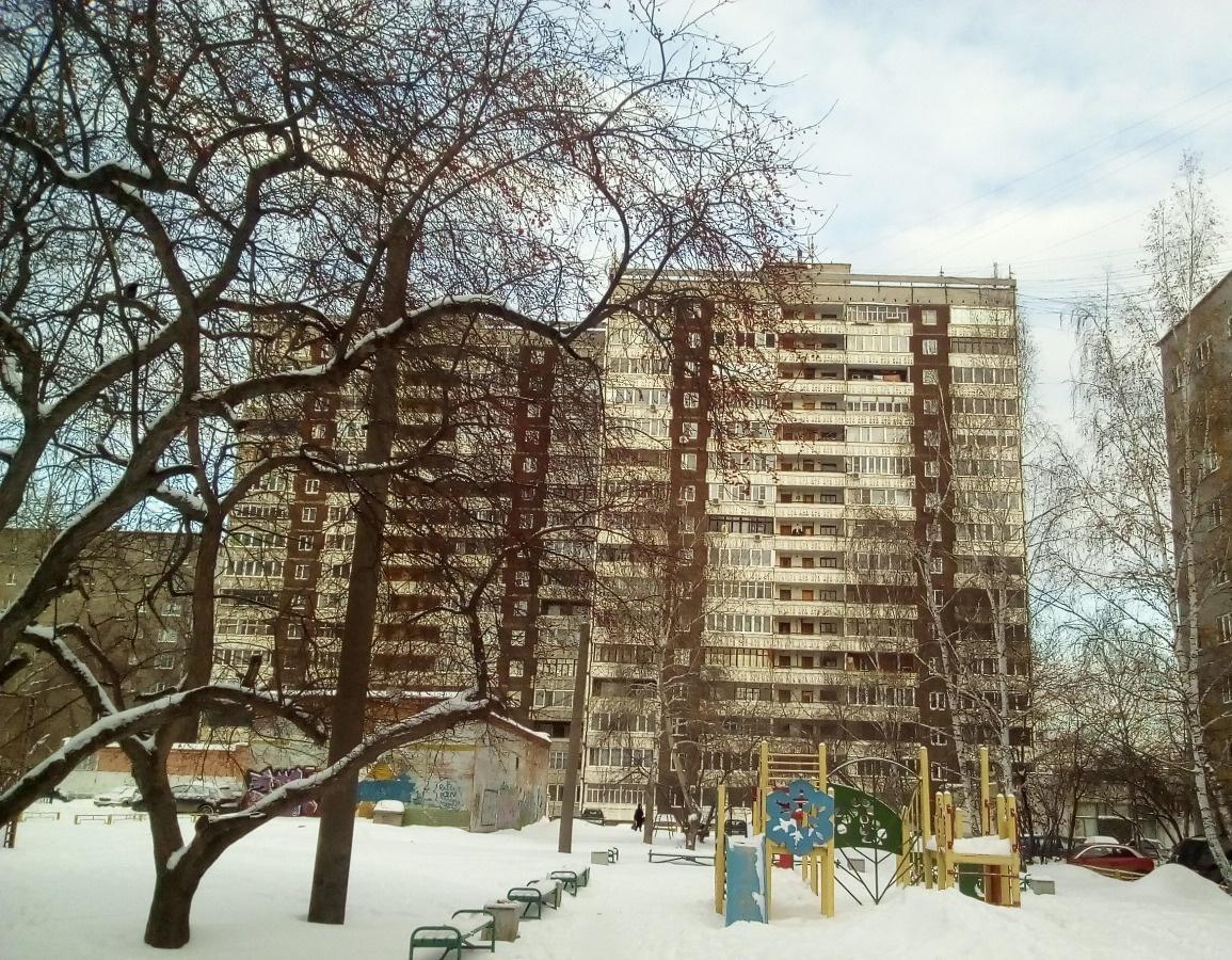 Екатеринбург — 1-комн. квартира, 32 м² – Белинского, 156 (32 м²) — Фото 1