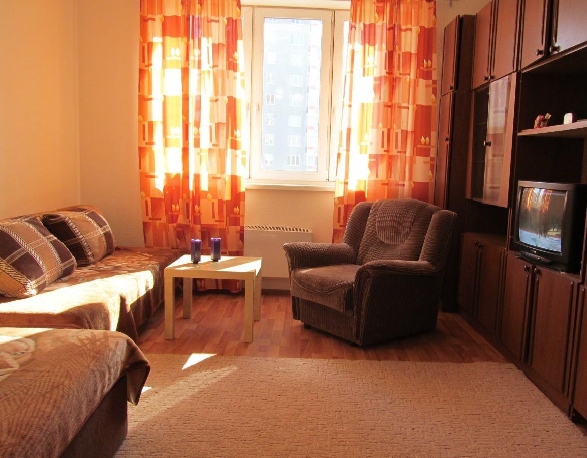 Екатеринбург — 1-комн. квартира, 37 м² – Парниковая, 8 (37 м²) — Фото 1