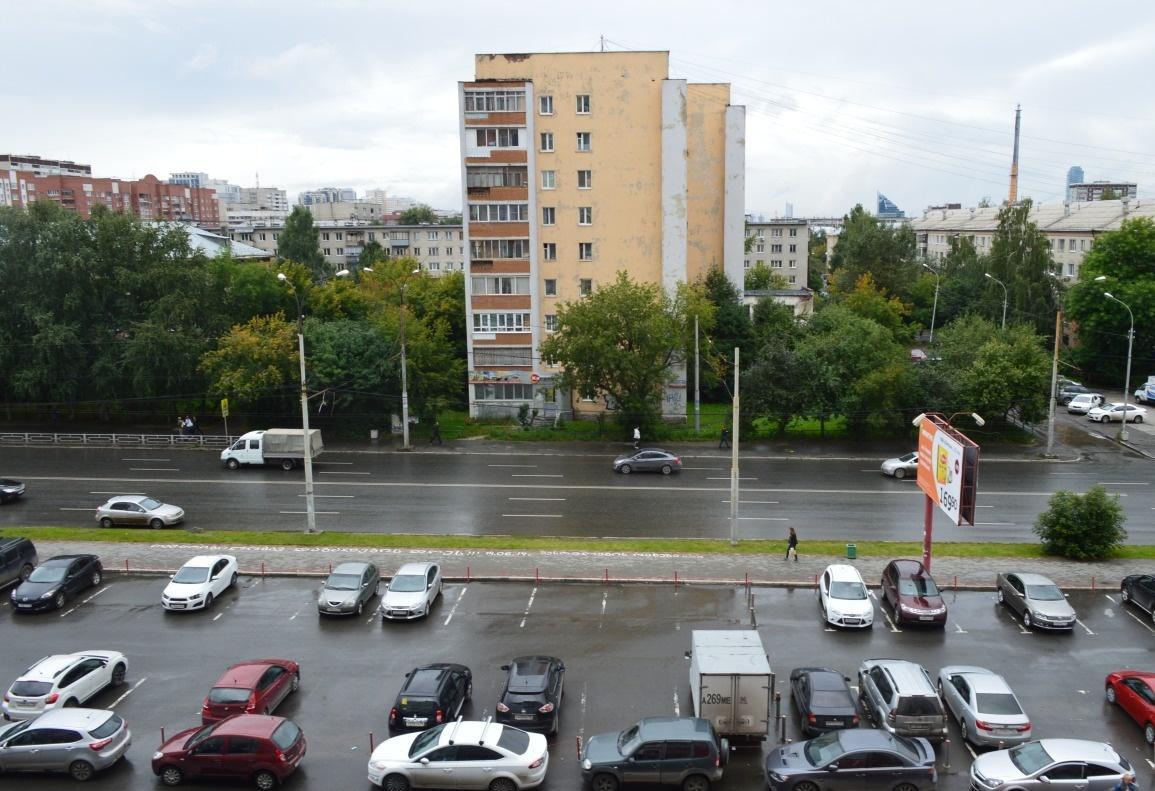Екатеринбург — 1-комн. квартира, 43 м² – Щорса (43 м²) — Фото 1