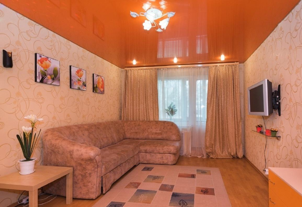 Екатеринбург — 2-комн. квартира, 54 м² – Местоположение объекта указано на (54 м²) — Фото 1