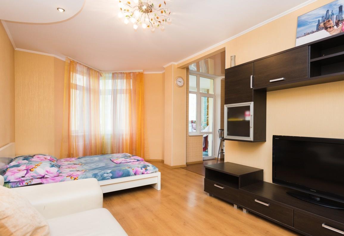 Екатеринбург — 1-комн. квартира, 48 м² – Бажова, 68 (48 м²) — Фото 1