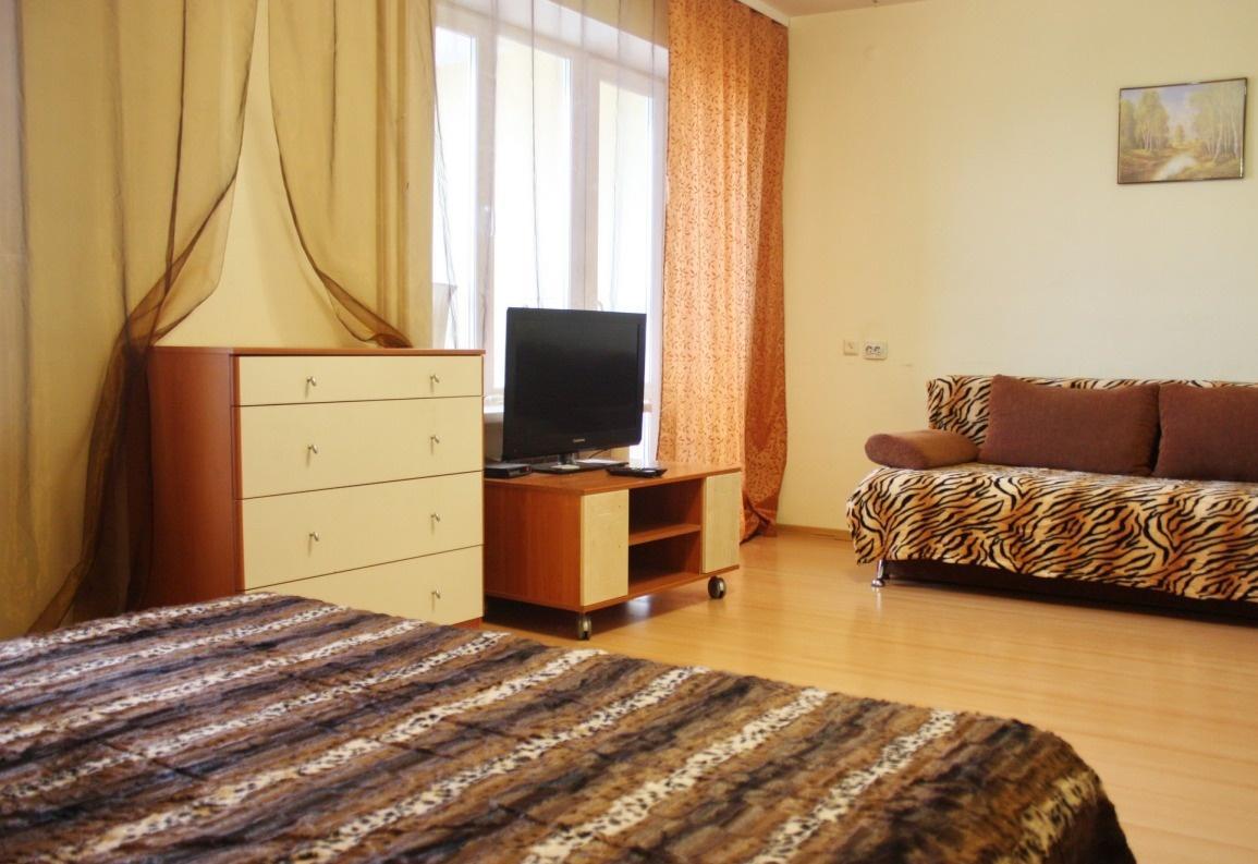 Екатеринбург — 1-комн. квартира, 40 м² – Готвальда   21  корп., 2 (40 м²) — Фото 1