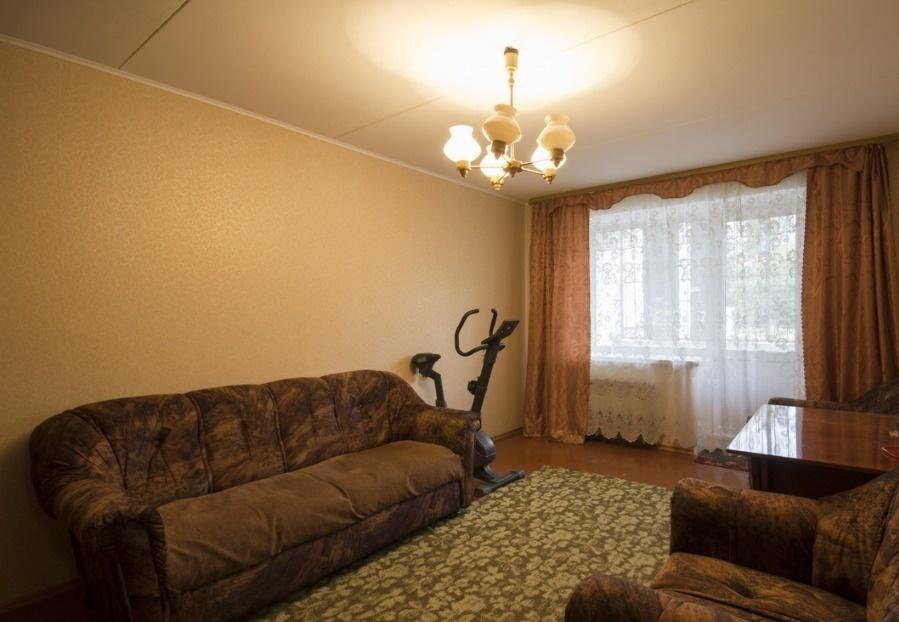 Екатеринбург — 2-комн. квартира, 47 м² – Кольцово  Бахчиванджи, 8 (47 м²) — Фото 1