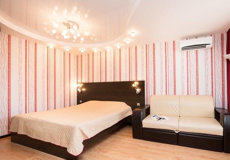 Екатеринбург — 1-комн. квартира, 55 м² – Союзная улица, 2 (55 м²) — Фото 1