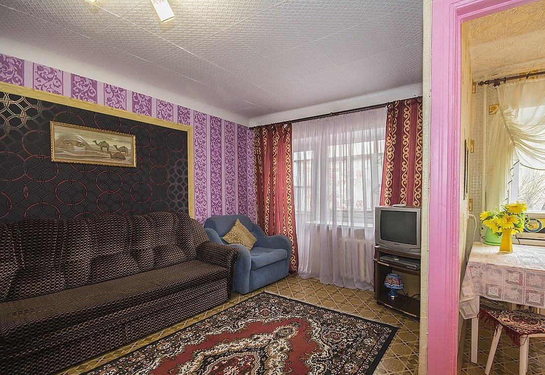 Челябинск — 1-комн. квартира, 35 м² – Пограничная, 15 (35 м²) — Фото 1