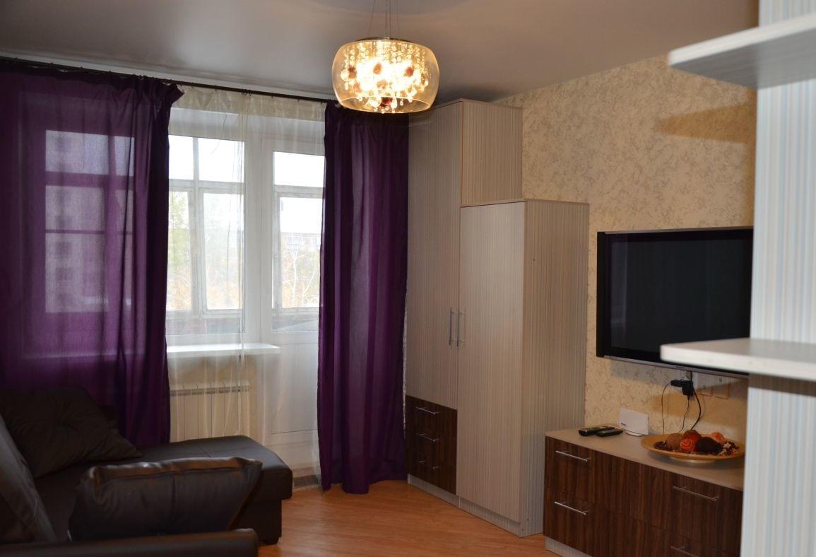 Челябинск — 1-комн. квартира, 37 м² – Российская, 222 (37 м²) — Фото 1