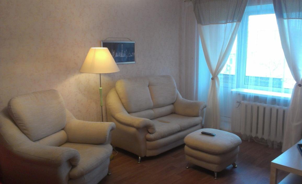 Челябинск — 1-комн. квартира, 34 м² – Свердловский проспект, 52 (34 м²) — Фото 1