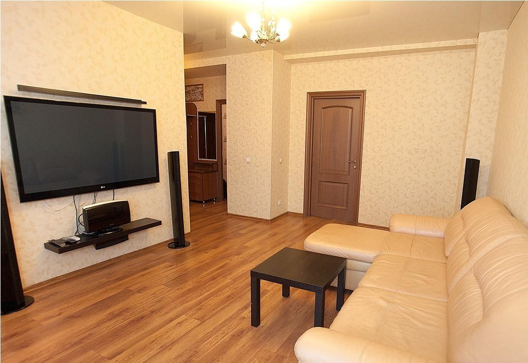 Челябинск — 3-комн. квартира, 87 м² – Пушкина, 65 (87 м²) — Фото 1