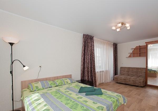 Челябинск — 1-комн. квартира, 36 м² – Сони Кривой, 61 (36 м²) — Фото 1