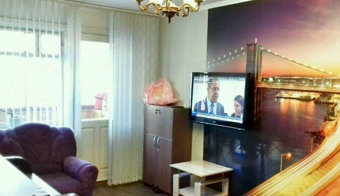 Барнаул — 2-комн. квартира, 52 м² – Строителей, 37 (52 м²) — Фото 1
