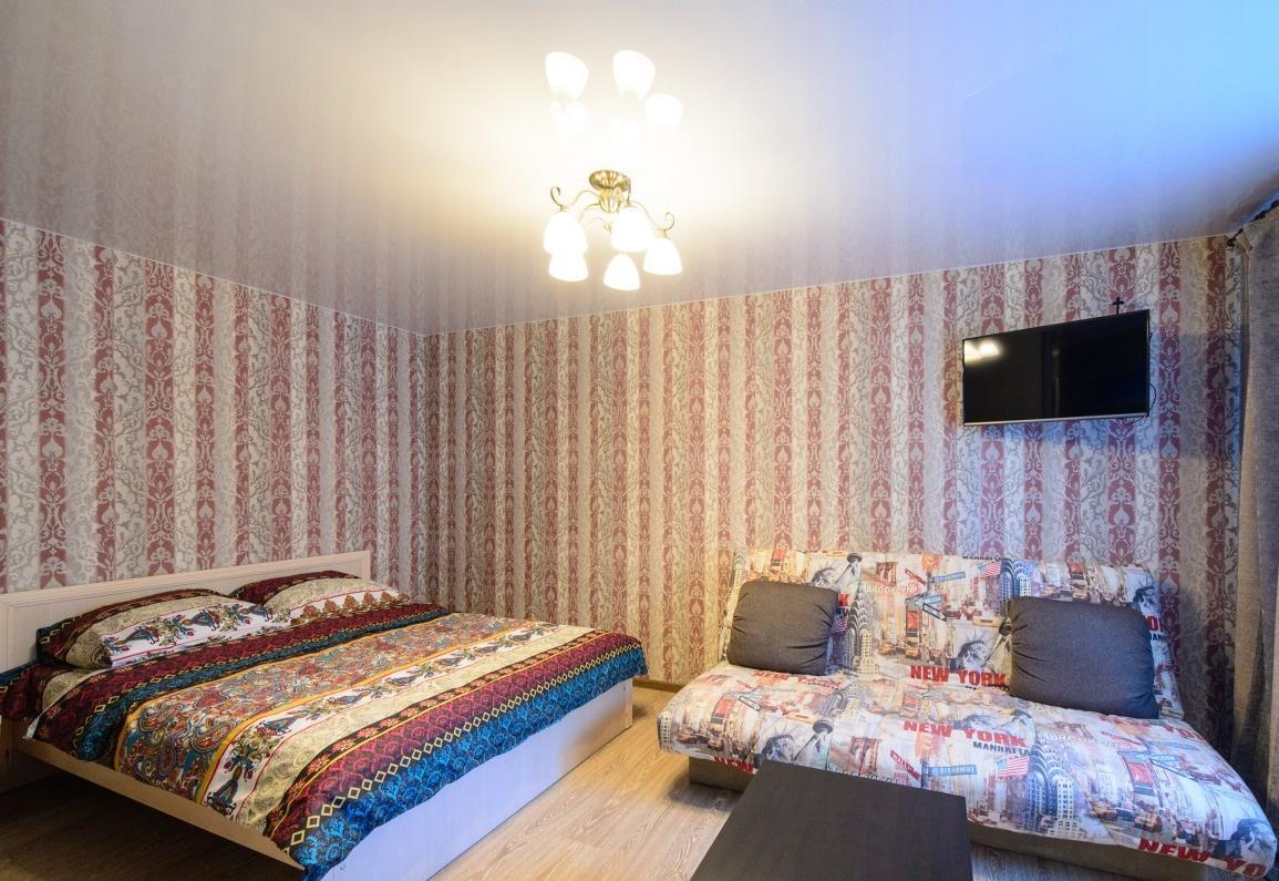 Владивосток — 1-комн. квартира, 35 м² – Прапорщика Комарова, 23А (35 м²) — Фото 1
